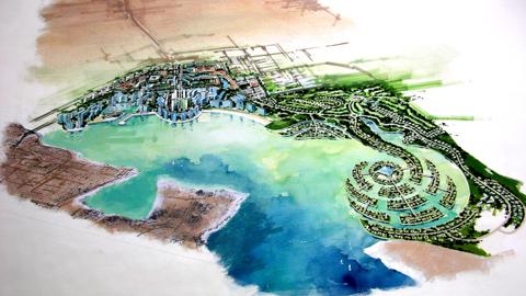 Al Khor Masterplan